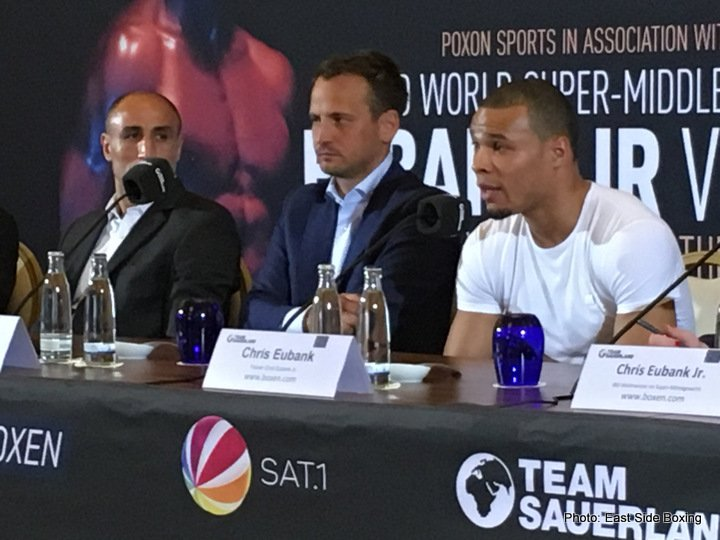 Arthur Abraham Chris Eubank Jr Boxing News
