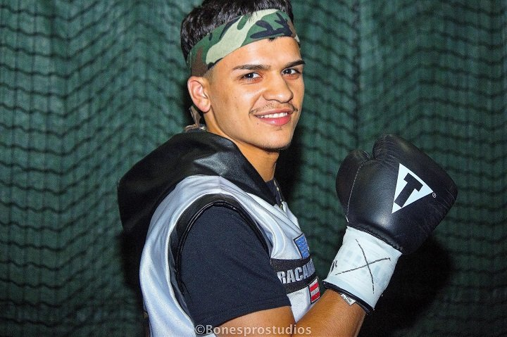 Irvin Gonzalez Raul Lopez Boxing News