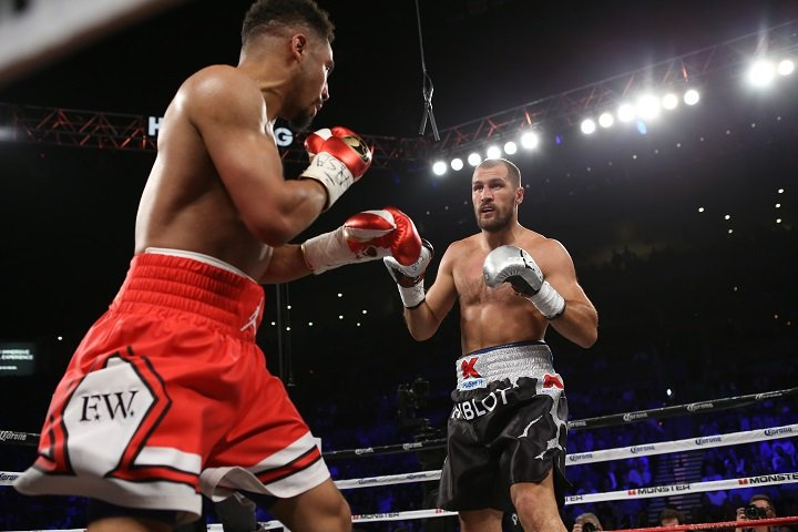 Andre Ward Sergey Kovalev Boxing News Boxing Results
