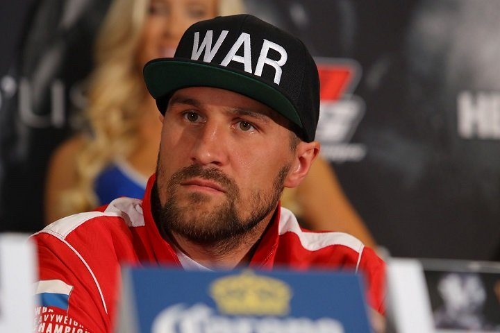 Ward-Kovalev II final press conference quotes