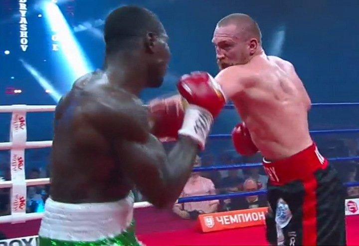 Dmitry Kudryashov Boxing News