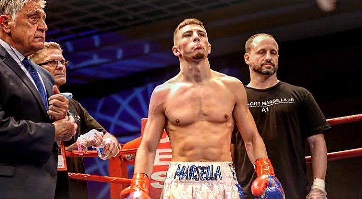 Anthony Marsella Jr Boxing News