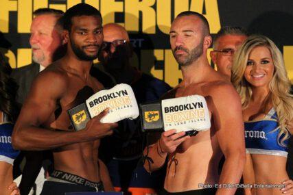 Marcus Browne, Omar Figueroa Jr., Robert Guerrero, Seanie Monaghan - Boxing News