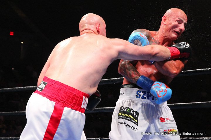 Adam Kownacki Artur Szpilka Boxing News Boxing Results