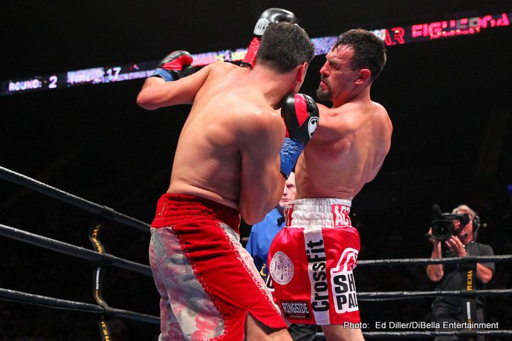 Omar Figueroa Jr. Robert Guerrero Boxing News Boxing Results