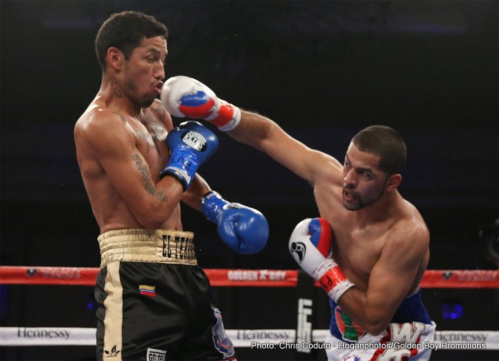 Sadam Ali Boxing News Boxing Results