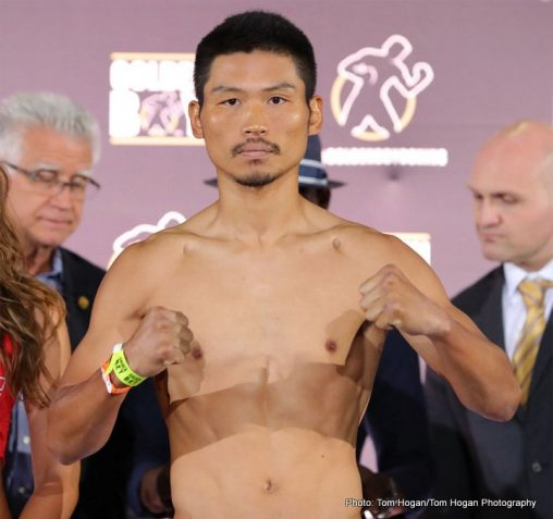 Joe Smith Jr. Miguel Berchelt Robinson Castellanos Sullivan Barrera Takashi Miura Boxing News