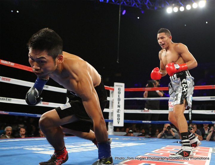 Miguel Berchelt Takashi Miura Boxing News Boxing Results