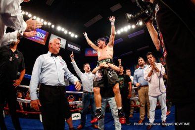 Ivan Baranchyk Keenan Smith Boxing News Boxing Results