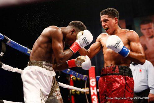 Ivan Baranchyk, Keenan Smith - Boxing News