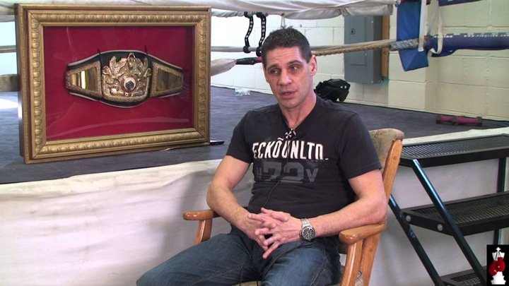 - Boxing Interviews