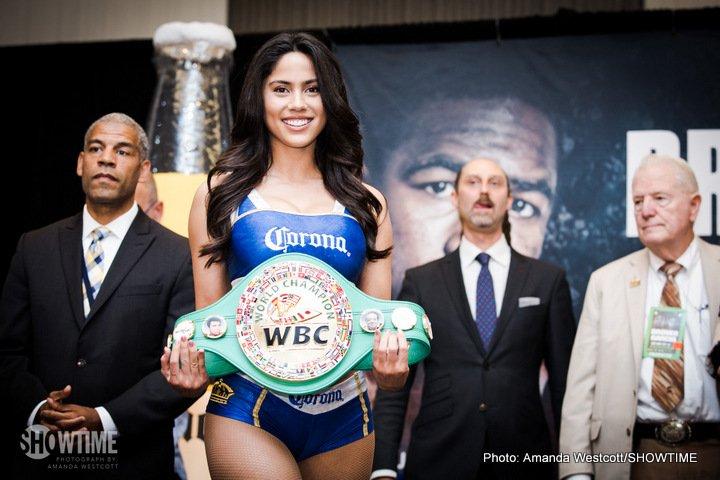 Adrien Broner Mikey Garcia Boxing News