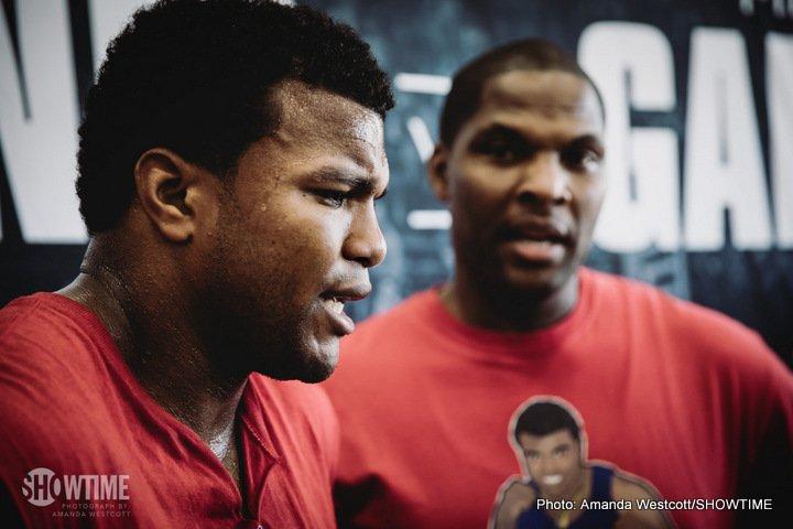 Adrien Broner Jermall Charlo Jorge Sebastian Heiland Mikey Garcia Boxing News
