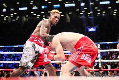Jermall Charlo Jorge Sebastian Heiland Boxing News Boxing Results