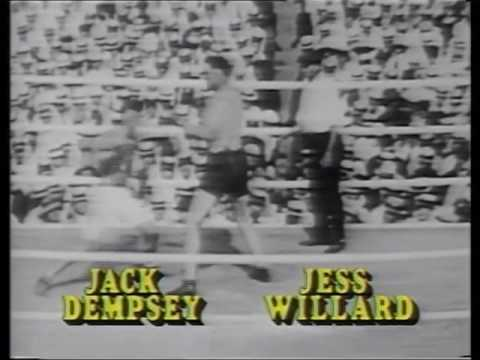 From the archives: Dempsey brutalises Willard! Happy 4th of July, America