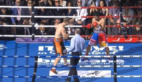 Jeff Horn Manny Pacquiao Boxing News Boxing Results