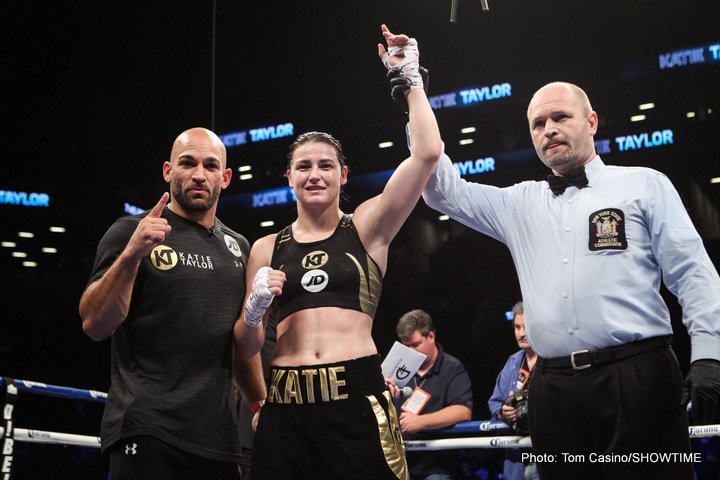 Katie Taylor - British Boxing