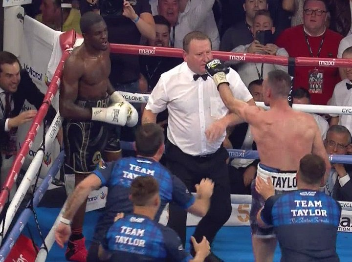 Josh Taylor Ohara Davies Boxing News Boxing Results Top Stories Boxing