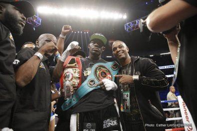 Badou Jack Francisco Fonseca Gervonta Davis Nathan Cleverly Boxing News Boxing Results British Boxing