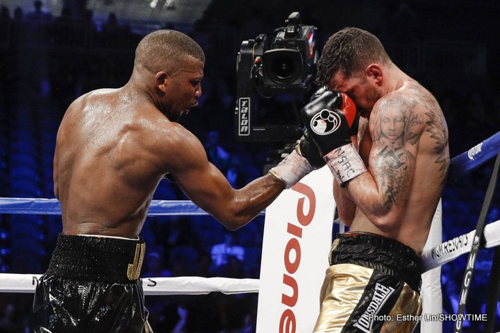 Badou Jack Boxing News