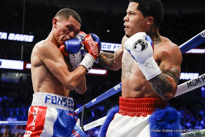 "Gervonta Davis - Like many of us, former featherweight champ Barry McGuigan likes what he sees in unbeaten sensation Gervonta Davis. The Irish legend, writing in his regular column for The Mirror, goes as far as to suggest the 24 year old southpaw ""may well be the best young fighter out of Baltimore since the great Sugar Ray Leonard."" High praise indeed, but McGuigan – who ruled the 126 pound division for a time in the 1980s – isn't fully ready to give it just yet."