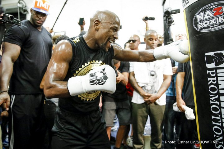 "Conor McGregor - Floyd Mayweather has his wish, Conor McGregor has his. The two stars from rival sports will fight their upcoming August 26 ""Super Fight"" with eight-ounce gloves. The Nevada State Athletic Commission (NSAC) today confirmed an exception has been granted and that eight-ounce gloves will be used, not the standard ten-ounce."