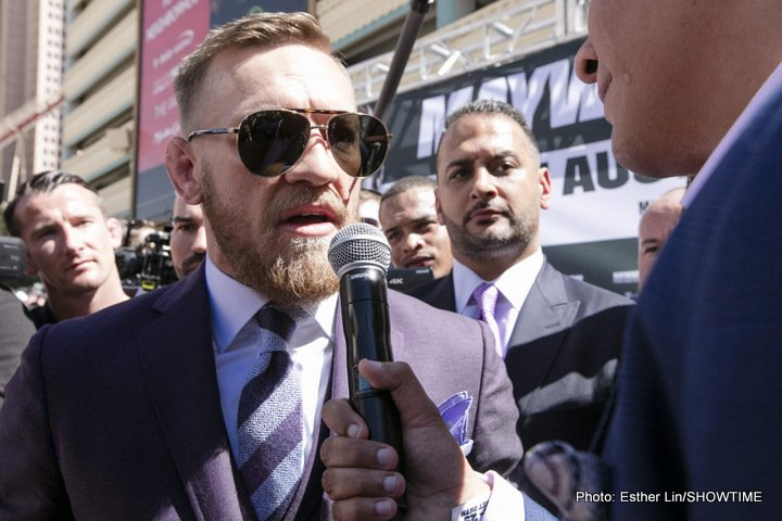 Paulie Malignaggi - Matchroom Boxing USA promoter Eddie Hearn says he's spoken to former two division world champion Paulie Malignaggi (36-8, 7 KOs) about a fight between him and former UFC champion Conor McGregor.