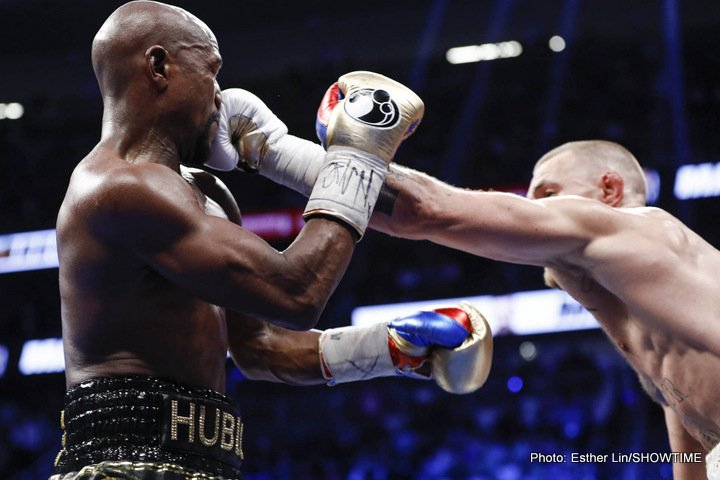 Conor McGregor Floyd Mayweather Jr Boxing News Boxing Results