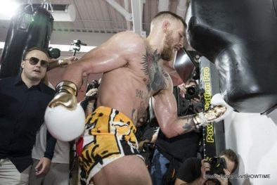 Conor McGregor Floyd Mayweather Jr Boxing News