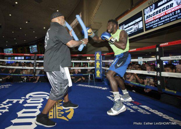 Badou Jack, Francisco Fonseca, Gervonta Davis, Nathan Cleverly - Boxing News