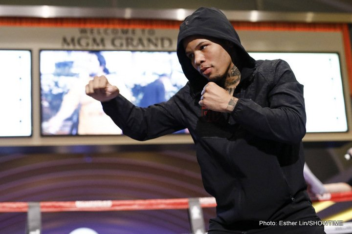 Gervonta Davis vs. Hugo Ruiz International Media Conference Call Transcript.