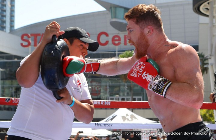 """Saul """"Canelo"""" Alvarez - Oscar De La Hoya is still angry over the way the heavily hyped Floyd Mayweather - Conor McGregor """"Super Fight""""  hurt the sport of boxing, embarrassed it even. Though McGregor surprised many with his spirited effort, one that saw him, in his boxing debut, push an ageing Mayweather into the late rounds of what was actually a fun fight to watch, De La Hoya isn't giving the MMA star much credit."""
