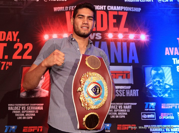 Gilberto Ramirez - Boxing News