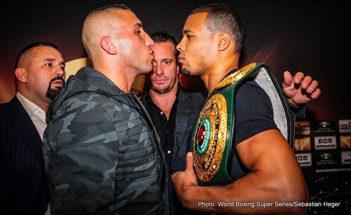 Avni Yildirim Chris Eubank Jr Boxing News British Boxing
