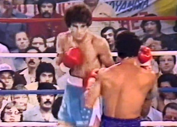 Salvador Sanchez Boxing History Boxing News