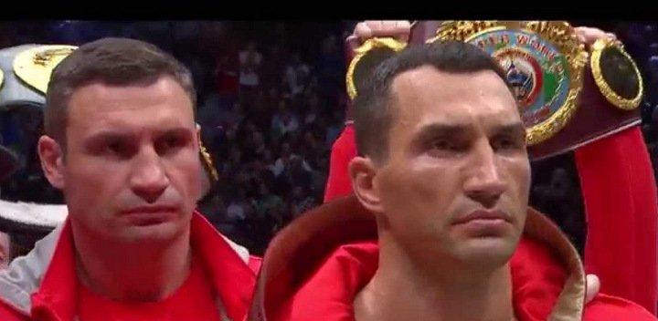 Who was the greater fighter, Wladimir or Vitali Klitschko