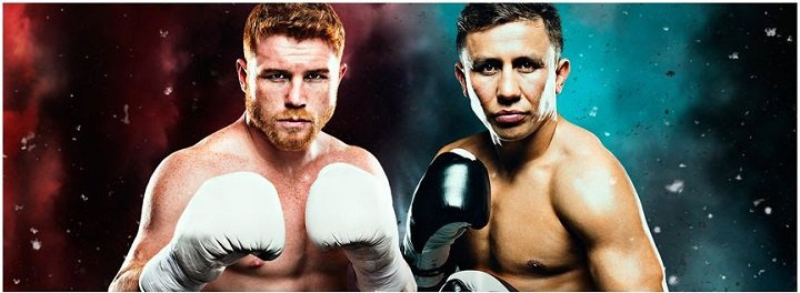 "Gennady Golovkin, Saul ""Canelo"" Alvarez - FRED STERNBERG: On behalf of GGG Promotions and Golden Boy, HBO Pay-Per-View, and all our great sponsors, we are less than three weeks away from the fight we've been waiting years for. It's finally here, and, boy, everyone can't wait, the main event. It's going to be the World Middleweight Championship."