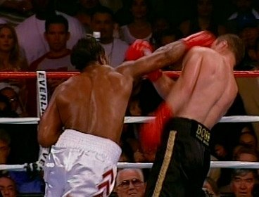 Boxing History - June 2003, The Staples Centre, Los Angeles.