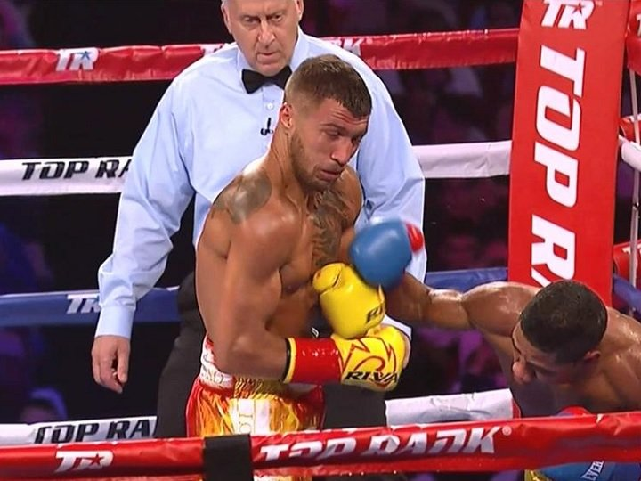 Miguel Marriaga Vasyl Lomachenko Boxing News Boxing Results