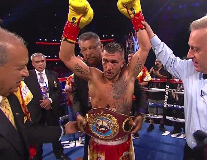 Guillermo Rigondeaux Vasyl Lomachenko Boxing News