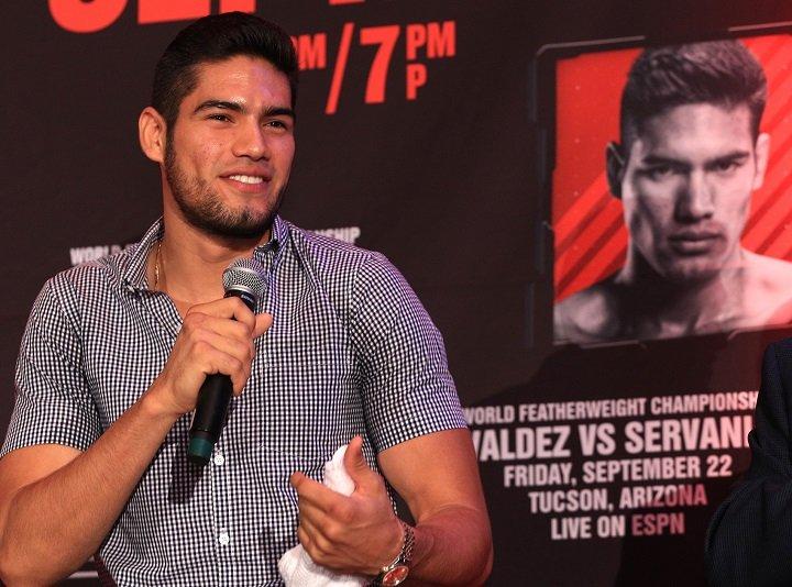 Gilberto Ramírez faces Habib Ahmed on 2/3