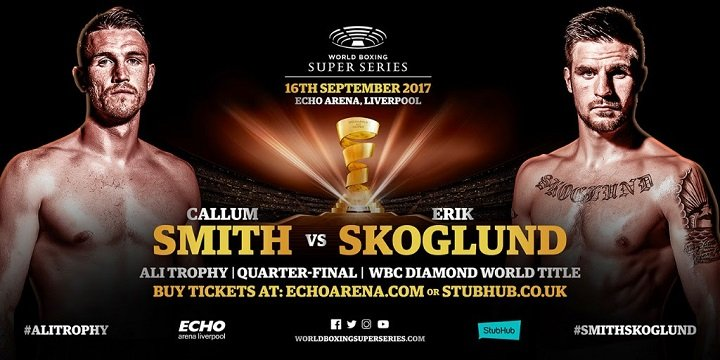 Callum Smith David Price Erik Skoglund Martin Murray Boxing News