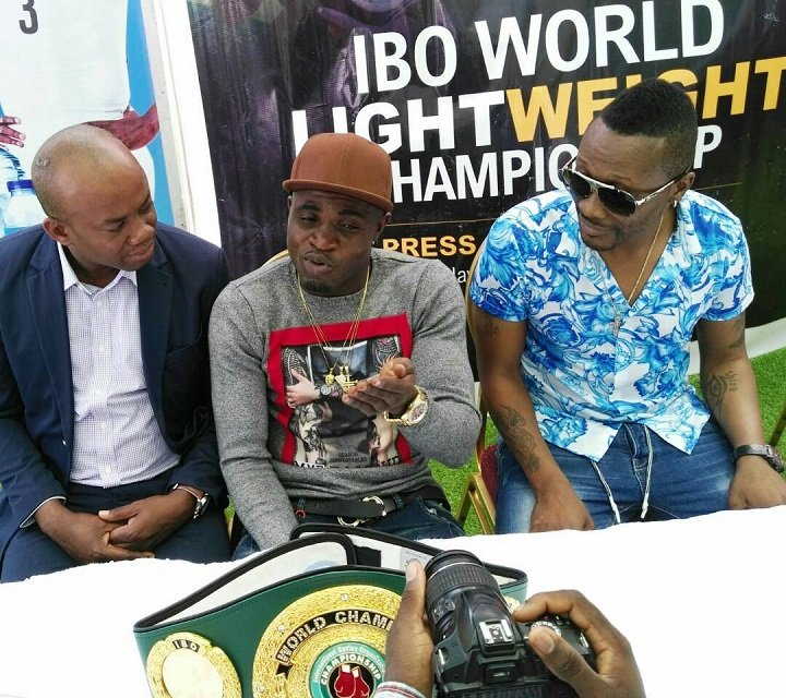 Argenis Mendez Emmanuel 'Game Boy' Tagoe Boxing News
