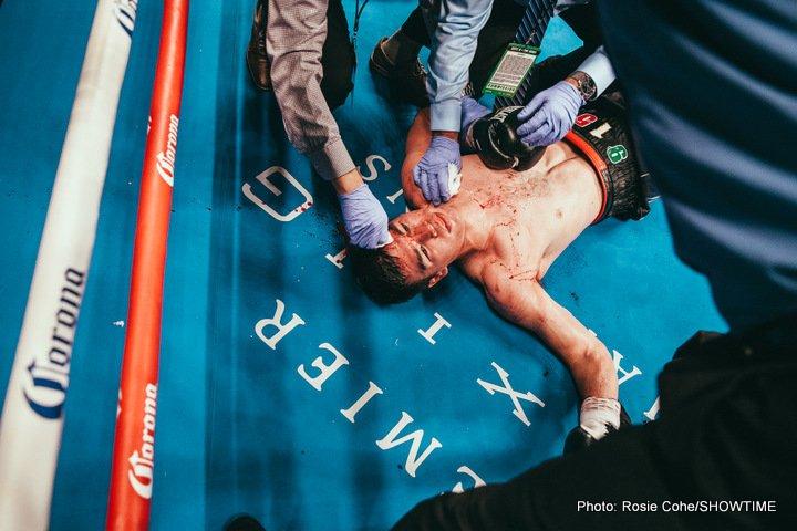 David Benavidez Ronald Gavril Boxing News Boxing Results