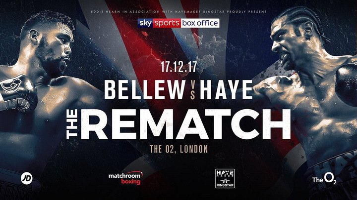 David Haye Tony Bellew Boxing News British Boxing