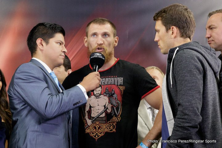 Dmitry Kudryashov - Earlier today in Krasnoyarsk, Russia, power-punching cruiserweight Dmitry Kudryashov had to go the distance for the first time in his KO-laden career. The 34 year old bearded brawler won a very tough, controversial ten-round split decision over a very game Vaclav Pejsar. The two men gave their all in an at times thrilling fight, with Kudryashov walking away with the win courtesy of a score of 97-92 on one card and 95-94 on another. The third judge had the fight 97-92 in favour of Pejsar.