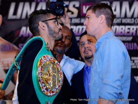Jorge Linares, Luke Campbell - Boxing News