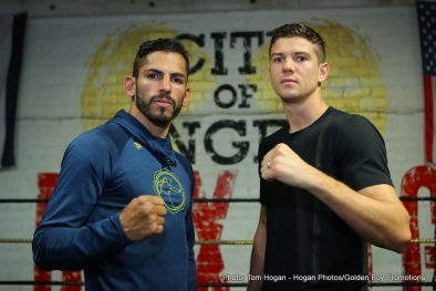 Jorge Linares Luke Campbell Boxing News