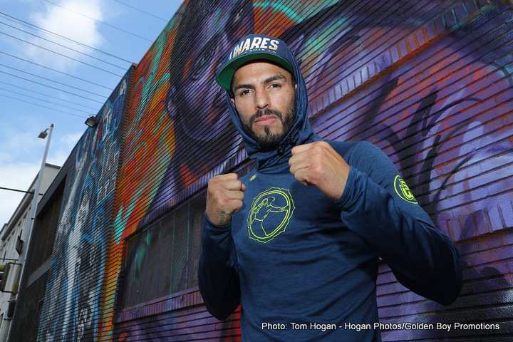 Abner Cotto Jorge Linares Boxing News