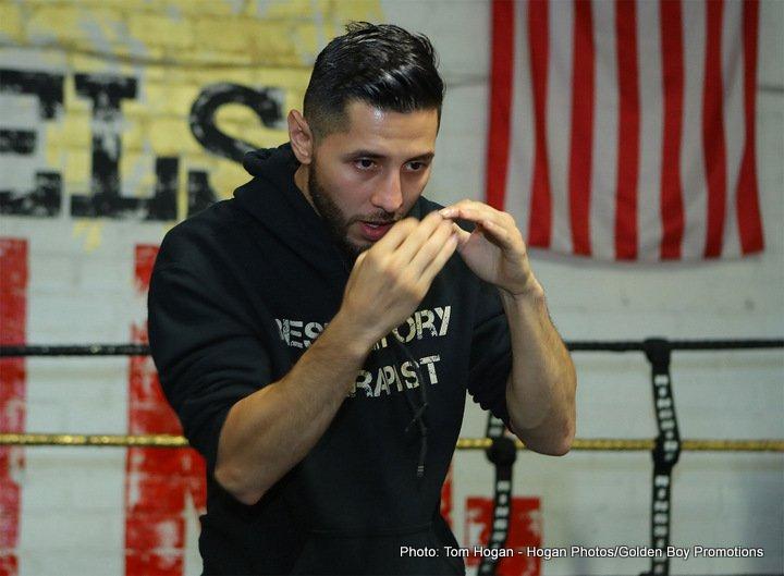 Jorge Linares Luke Campbell Boxing News